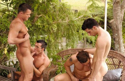 Cross Country part 2, Falcon Studios