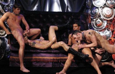 Falcon Studios, Heaven To Hell